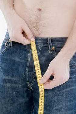 Measuring Your Penis Size
