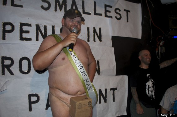 Small Penis Pageant