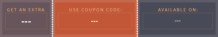 Coupon Codes and Discounts