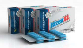 #1 Rated Male Enhancement Pill: Rizer XL